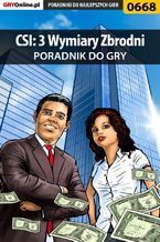 CSI: 3 Wymiary Zbrodni - poradnik do gry