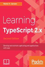 Okładka książki Learning TypeScript 2.x