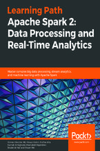 Okładka książki Apache Spark 2: Data Processing and Real-Time Analytics