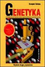 Okładka książki Genetyka. Wydanie II