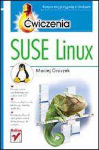 Okładka książki SUSE Linux. Ćwiczenia