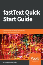 Okładka książki fastText Quick Start Guide