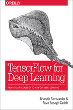 Okładka książki TensorFlow for Deep Learning. From Linear Regression to Reinforcement Learning