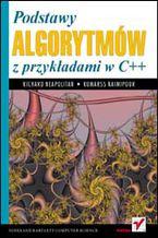 Okładka książki Podstawy algorytmów z przykładami w C++