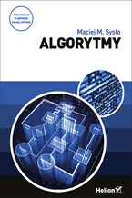 Okładka książki Algorytmy