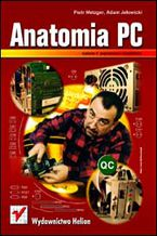 Okładka książki Anatomia PC. Wydanie V