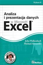 Okładka książki Analiza i prezentacja danych w Microsoft Excel. Vademecum Walkenbacha. Wydanie II