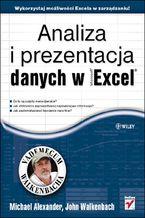 Okładka książki Analiza i prezentacja danych w Microsoft Excel. Vademecum Walkenbacha