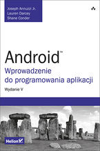 Okładka książki Android. Wprowadzenie do programowania aplikacji. Wydanie V