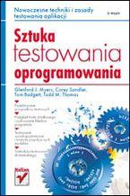Okładka książki Sztuka testowania oprogramowania