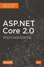 Okładka książki ASP.NET Core 2.0. Wprowadzenie