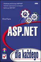 Okładka książki ASP.NET dla każdego