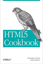 Okładka książki HTML5 Cookbook. Solutions & Examples for HTML5 Developers