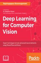 Okładka książki Deep Learning for Computer Vision