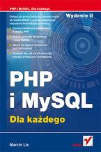 Okładka książki PHP i MySQL. Dla każdego. Wydanie II