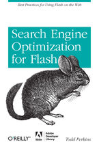 Okładka książki Search Engine Optimization for Flash. Best practices for using Flash on the web