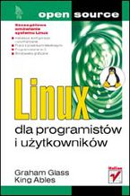 Okładka książki Linux dla programistów i użytkowników