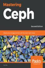 Okładka książki Mastering Ceph