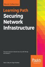 Okładka książki Securing Network Infrastructure