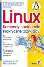 Okładka książki Linux. Komendy i polecenia. Praktyczne przykłady
