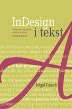 Okładka książki InDesign i tekst. Profesjonalna typografia w Adobe InDesign