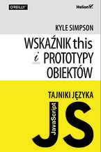 Okładka książki Tajniki języka JavaScript. Wskaźnik this i prototypy obiektów