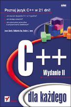 Okładka książki C++ dla każdego. Wydanie II