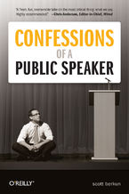Okładka książki Confessions of a Public Speaker