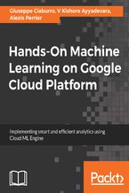 Okładka książki Hands-On Machine Learning on Google Cloud Platform