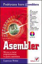 Okładka książki Praktyczny kurs asemblera