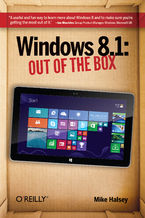 Okładka książki Windows 8.1: Out of the Box. 2nd Edition