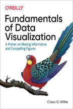 Okładka książki Fundamentals of Data Visualization. A Primer on Making Informative and Compelling Figures