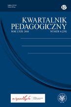Kwartalnik Pedagogiczny 2018/4 (250)