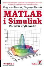 Okładka książki MATLAB i Simulink. Poradnik użytkownika. Wydanie II