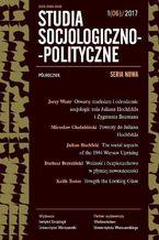 Studia Socjologiczno-Polityczne 2017/1 (06)