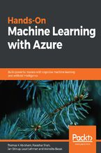 Okładka książki Hands-On Machine Learning with Azure