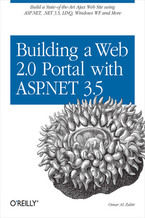 Okładka książki Building a Web 2.0 Portal with ASP.NET 3.5
