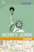 Nowy Jork. MapBook. Wydanie 1