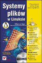 Okładka książki Systemy plików w Linuksie