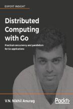 Okładka książki Distributed Computing with Go