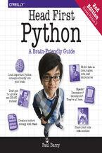 Okładka książki Head First Python. A Brain-Friendly Guide. 2nd Edition