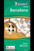 Okładka książki Barcelona. Udany Weekend Michelin. Wydanie 3