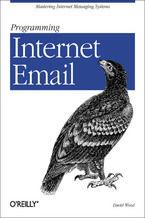 Okładka książki Programming Internet Email