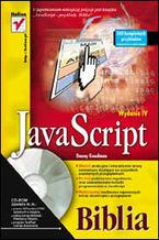 Okładka książki JavaScript. Biblia