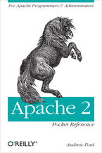 Okładka książki Apache 2 Pocket Reference. For Apache Programmers & Administrators