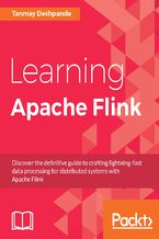 Okładka książki Learning Apache Flink