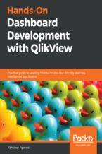 Okładka książki Hands-On Dashboard Development with QlikView
