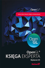 Okładka książki OpenGL. Księga eksperta. Wydanie VII