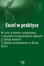 Okładka książki Excel w praktyce, wydanie styczeń 2015 r