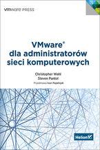 Okładka książki VMware dla administratorów sieci komputerowych